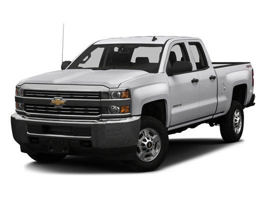 Surprising 2016 Chevrolet Silverado 2500Hd Work Truck Beatyapartments Chair Design Images Beatyapartmentscom