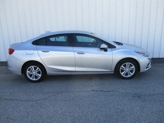 2017 Chevrolet Cruze Lt In Davenport Ia Kimberly Car City