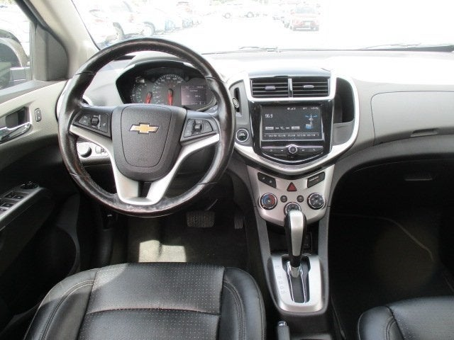 2017 Chevrolet Sonic Premier In Davenport Ia Quad Cities