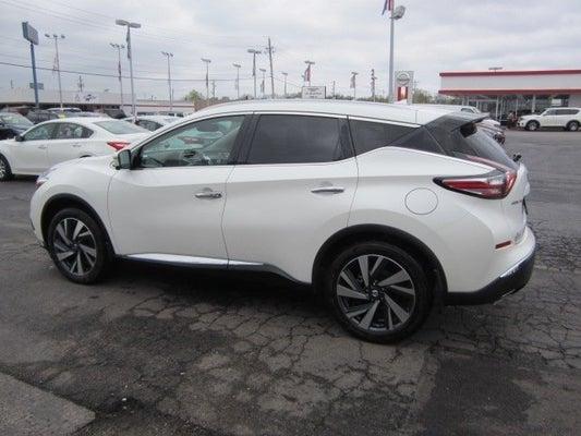 2016 Nissan Murano Platinum In Davenport Ia Kimberly Car City