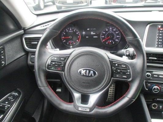 2016 Kia Optima Sx Turbo In Davenport Ia Kimberly Car City