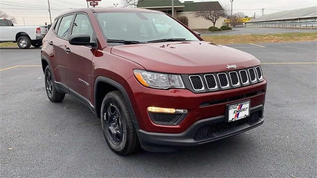 2021 Jeep COMPASS SPORT FWD in Davenport, IA | Quad Cities ...