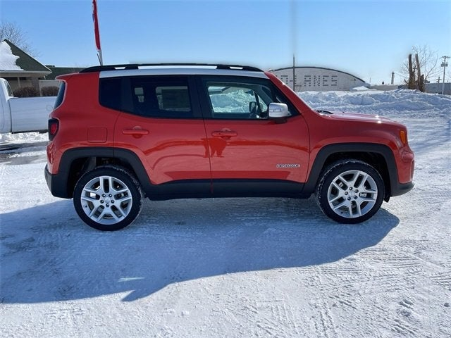 2021 Jeep RENEGADE ISLANDER 4X4 in Davenport, IA | Quad ...